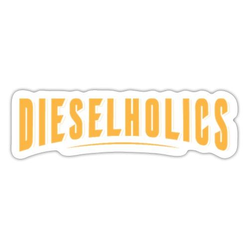 Dieselholics Dieseldienstag Fridays for Hubraum - Sticker