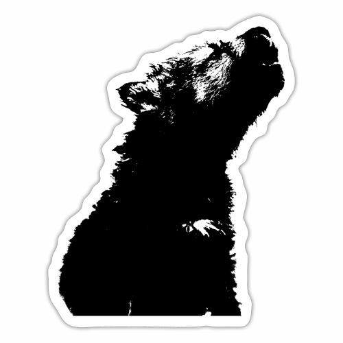 Coole OnePleasure Süßes Wolf Junges Geschenk Ideen - Sticker