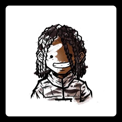MEHKI DOODLE #1 - Sticker