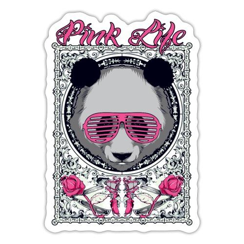 Pink Life - Pegatina