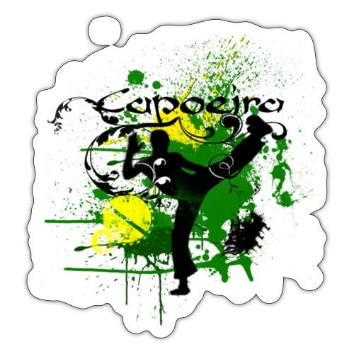 Capoeira Brasil - Sticker