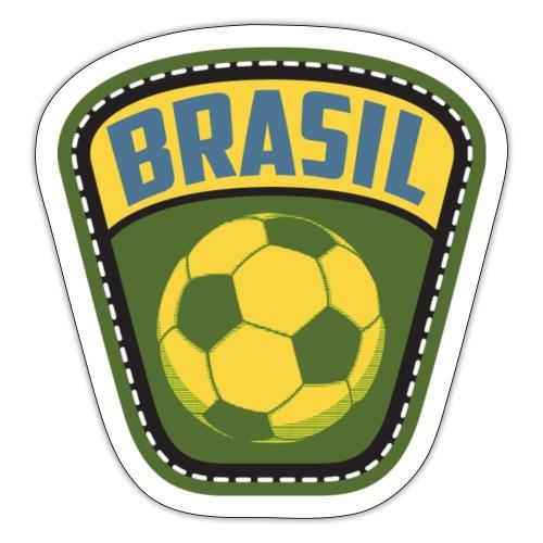 Bola Brasil - Sticker