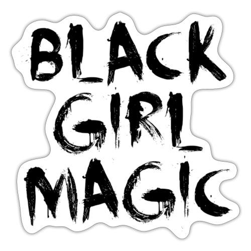 Black girl magic - Sticker