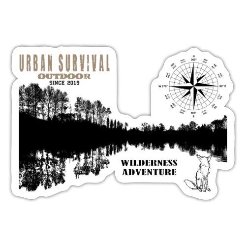 wild - Sticker