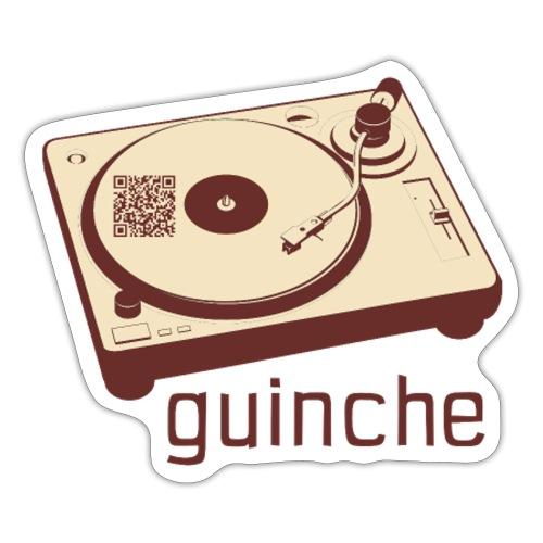 Guinche brick - AW20/21 - Autocollant
