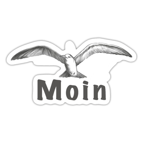 möwe - Sticker