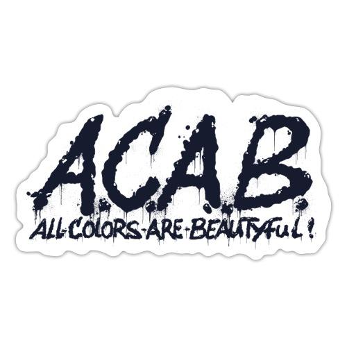 ACAB - Sticker