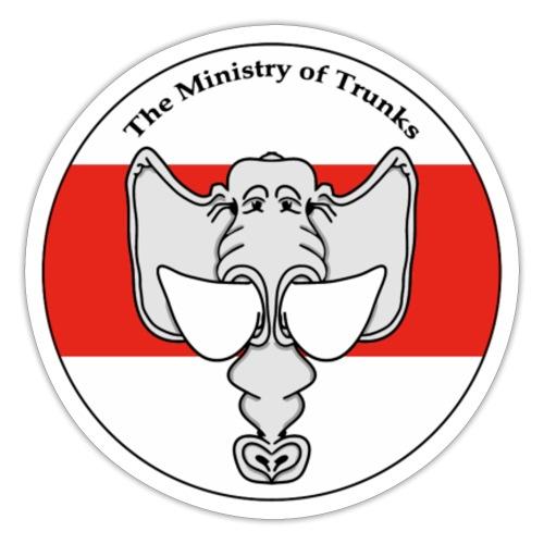 Ministry of Trunks - Klistermärke