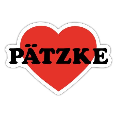 Pätzke - Sticker