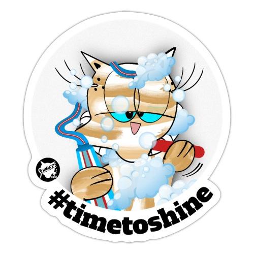 #timetoshine - Sticker
