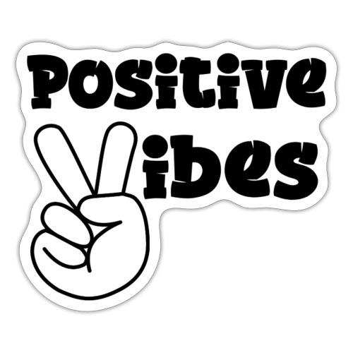 Positive Vibes - Sticker