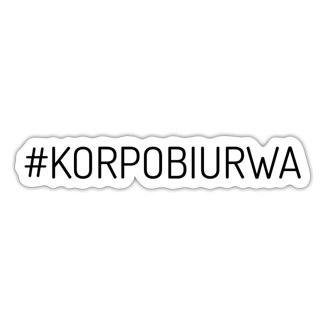 Wlepa Korpo Biurwa