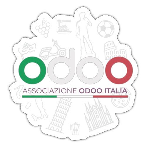 Associazione Odoo Italia - Adesivo