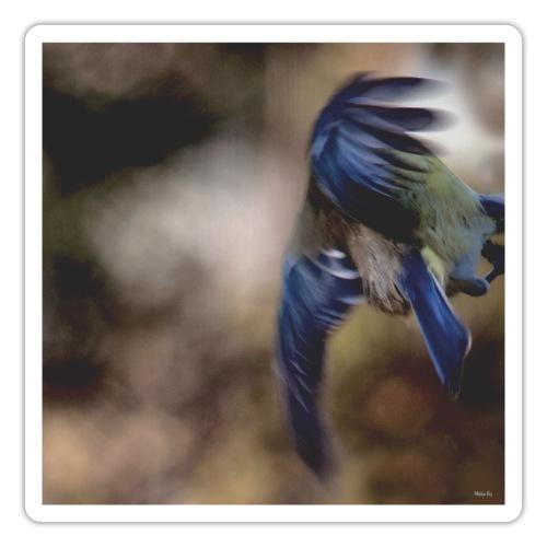 Color Blue - Klistermärke
