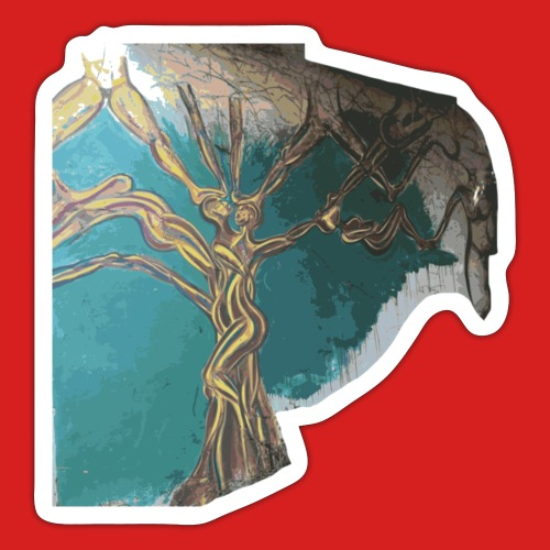 Figurenbaum - Sticker