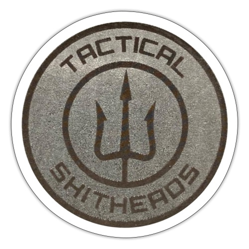 Tactical Shitheads - Sticker