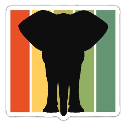 Elephant - Sticker