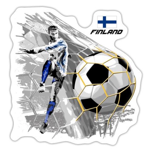 FP22F 05 FINLAND FOOTBALL - Tarra