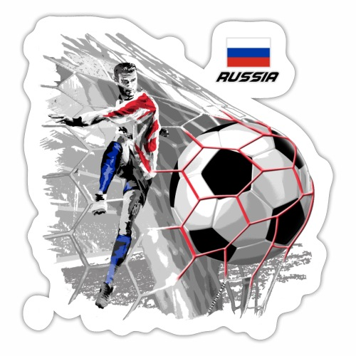 RUSSIA FOOTBALL SOCCER PLAY T SHIRTS, GIFTS, etc. - Tarra