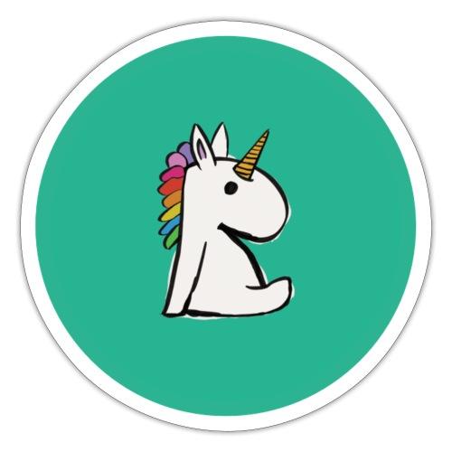Einhorn - Sticker