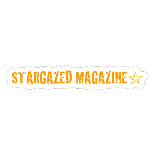 Stargazed Magazine - Klistermärke