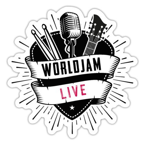 WorldJam Live - Sticker
