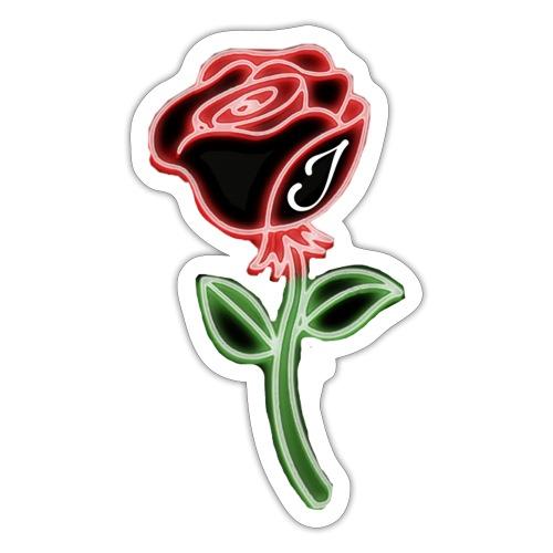 Rose - Sticker