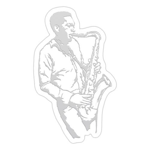 Blues1 - Klistermärke