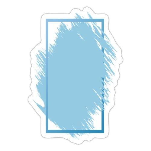 Grunge Rahmen für Deine Ideen 3 - Sticker