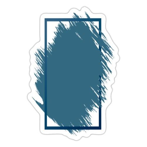 Grunge Rahmen für Deine Ideen 5 - Sticker
