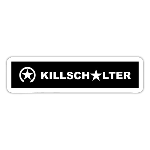 KILLSCHALTER Logo 0KS04 - Sticker