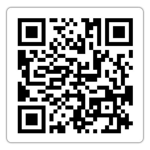 QR ECI UBI2020 - Sticker