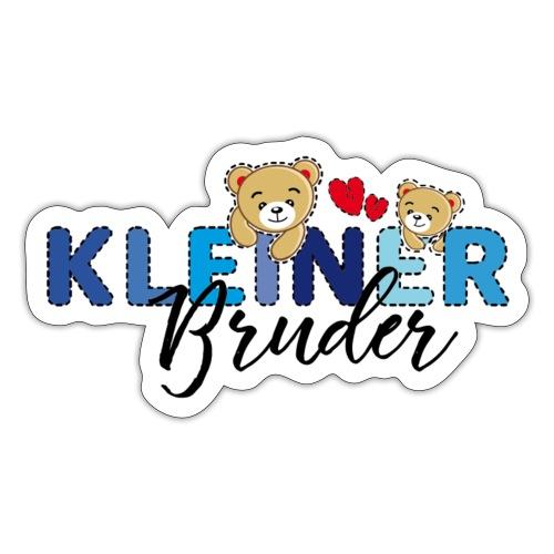 Kleiner Bruder Teddy - Sticker