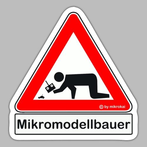 Mikromodell Sticker - Sticker