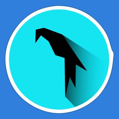 Parrot Logo - Sticker