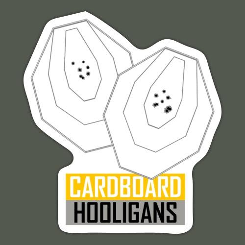 Cardboard Hooligans - Sticker