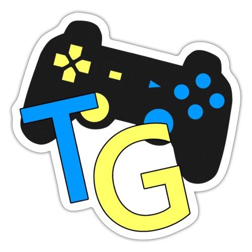 logoTG - Naklejka