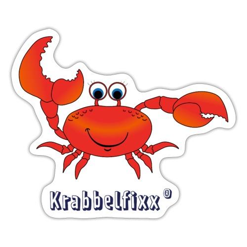 Krabbe Krabbelfixx - Sticker