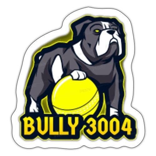 Logo Bully3004 - Sticker