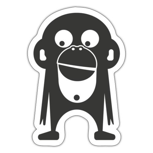 Der Bamberger Affe - Sticker