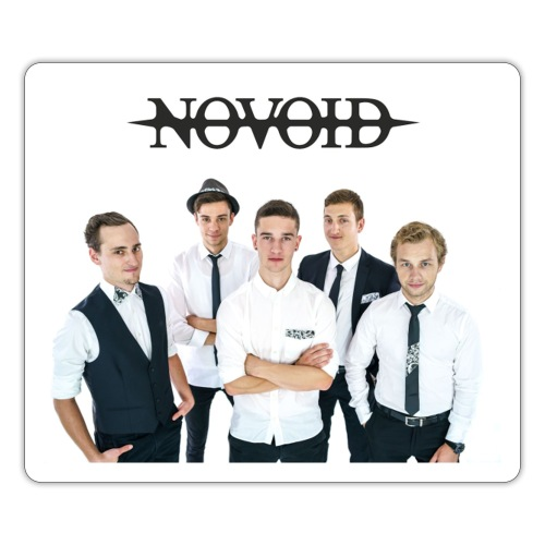 NOVOID BAND - Sticker