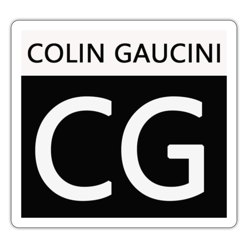 Colin Gaucini - Sticker