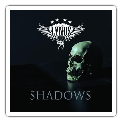 Lynus Shadows EP Art Promo Design - Sticker