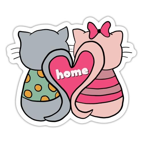 Cats - Sticker