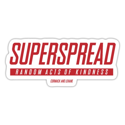 Superspread - Sticker