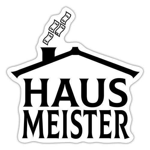 Hausmeister Cash - Sticker