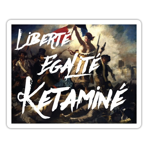 Ketaminé - Sticker