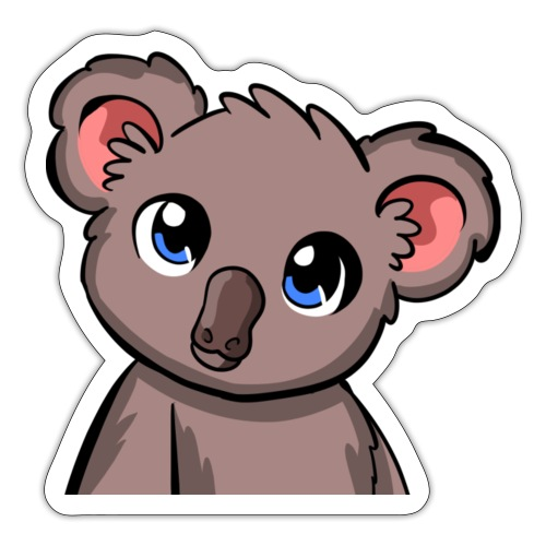 Cute Koala - Sticker