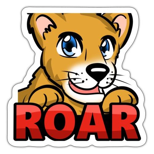 Cute Lion - Sticker