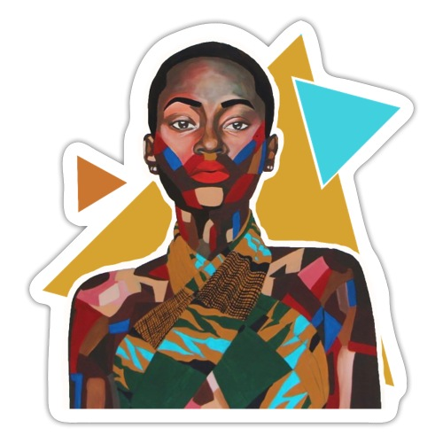 Pieces of me - Sticker